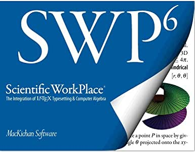 MacKichan Software: Scientific WorkPlace v6.0 (Commercial