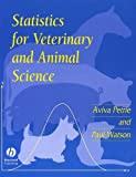 img - for Statistics for Veterinary and Animal Science book / textbook / text book