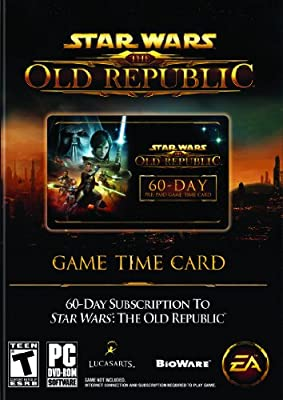 Star Wars The Old Republic from DVG EA Games