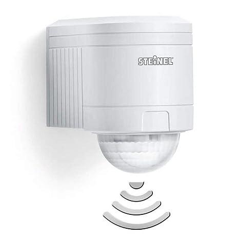 STEINEL 602819 Rilevatore di Movimento IS 240, Bianco, 1000 W, 230 V,