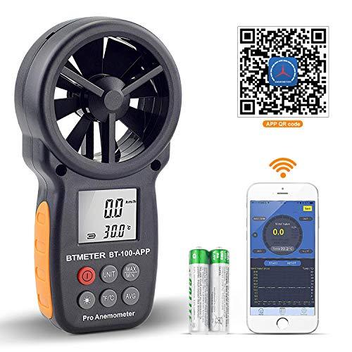 Btmeter Digital Wind Speed