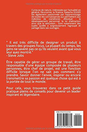 Amazon.fr - Petit Guide Pratique - Comment devenir un leader légendaire    Les meilleures conseils pour devenir un leader inspirant qui insuffle la  passion ... 0fe1285e6ee4