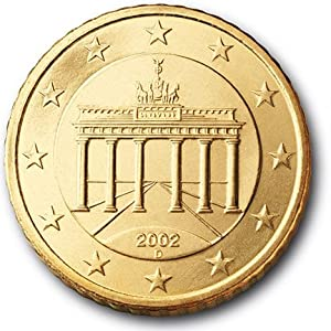 STRONG MAGNETIC EURO 50 CENT MAGIC TRICK COIN / 50c Euro Magnetic Coin