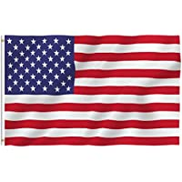 Anley Fly Breeze 3x5 Foot American US Polyester Flag -...
