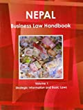 Nepal Business Law Handbook, IBP USA, 143877060X