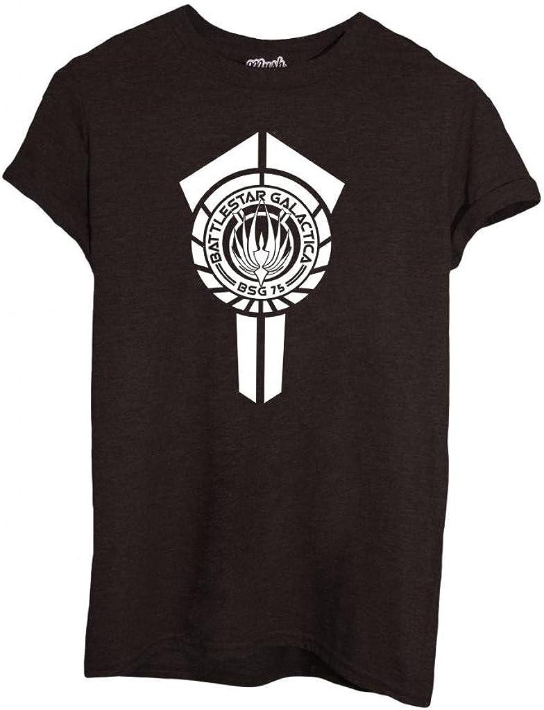 MUSH T-Shirt Battlestar Galactica - Film by Dress Your Style