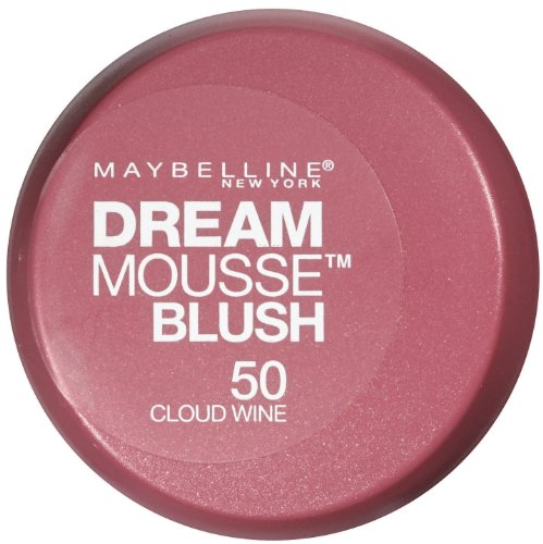 Maybelline New York rêve Blush Mousse , 50 Wine Cloud, 0,2 once