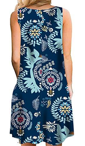 Moskill Summer Beach Dresses