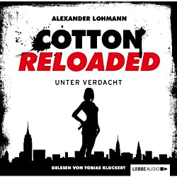 Unter Verdacht (Cotton Reloaded 19)