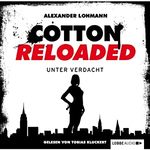 Unter Verdacht (Cotton Reloaded 19) Hörbuch