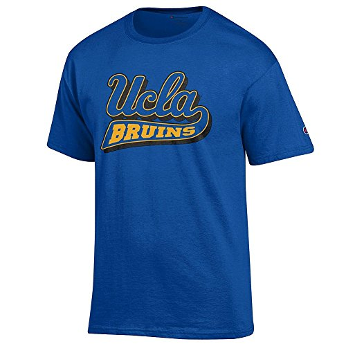 UCLA Bruins Tshirt Icon Blue - L