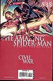 The Amazing Spider-man Civil War #535