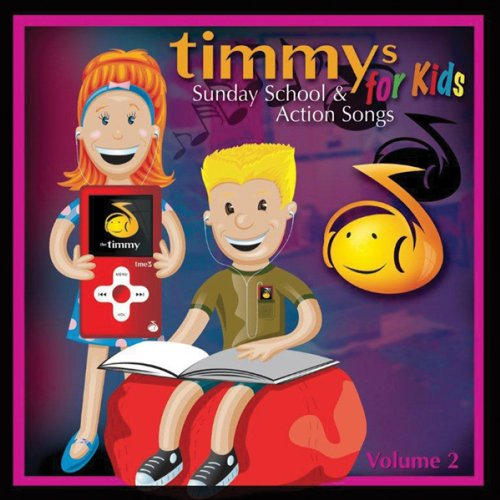 Sunday School & Action Songs 2