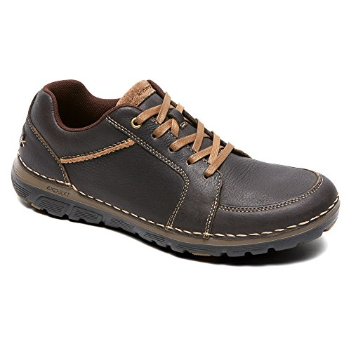Rockport Mens Zonecush Rocsport Leather L2t Brown
