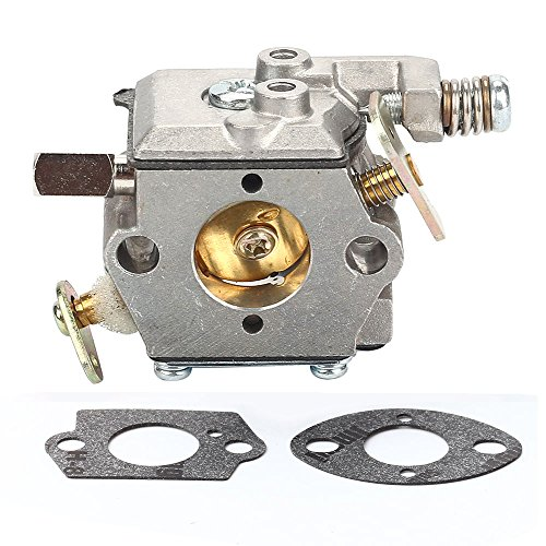 (Butom Carburetor with Gasket for Tecumseh 640347 640347A TM049XA Engine Ice Auger Drill Strike Master & Jiffy)