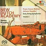 Richter/ Stamitz: Early String Symphonies, Vol. 2 [Hybrid SACD]