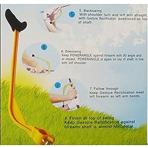 AppleLand Golf Swing Trainer