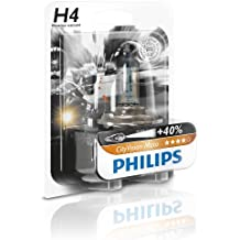 Philips City Vision Moto H4 9003 Up to 40% Brighter Bulb