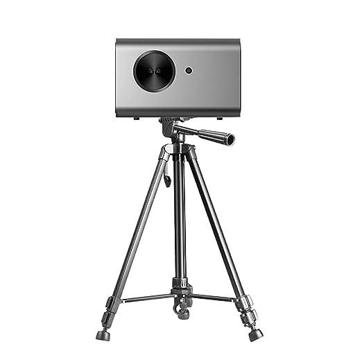 Bxsmy Soporte para proyector, trípode trípode móvil 114CM ...