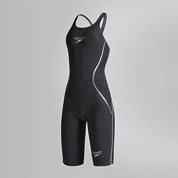 aae9a06130382 Speedo Fastskin LZR Racer X OPENBACK Kneeskin Competition Swimming ...