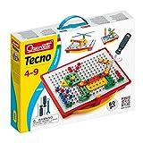 Quercetti Tecno - 80 Piece Building Set
