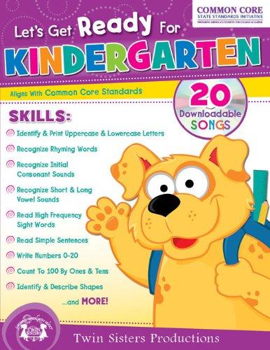 Let's Get Ready for Kindergarten (Kindergarten Bookcase)