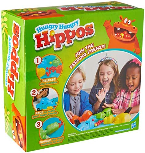 toys, games, games, accessories,  board games 12 discount Hungry Hungry Hippos deals