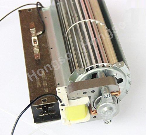 Portable Heater Blower Fan Heating Element Stove Twin Star