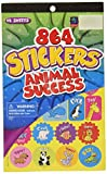 Best Eureka Books 3 Year Olds - Eureka Stickerbook - Animal Success Learning Playground Sticker Review