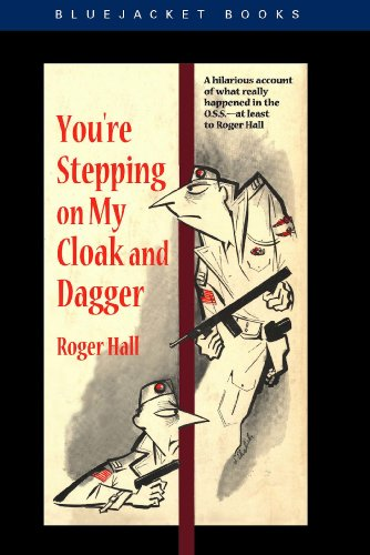 Officers Dagger (You're Stepping on My Cloak and Dagger (Bluejacket Books))