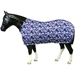 "Sleazy Sleepwear Wild Thing Horse Body Sheet with Rear Leg Straps and Fleece Lined Adjustable Neck (Medium 72""-76"")"