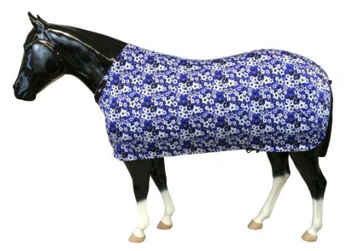 Sleazy Sleepwear Galaxy Horse Body Sheet with Rear Leg Straps and Fleece Lined Adjustable Neck (Large 78''-82'') by Sleazy Sleepwear