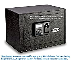 Viking Security Safe VS-25BL Biometric Safe Fingerprint Safe Review