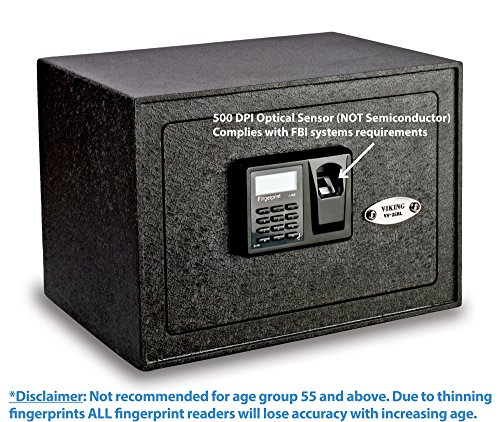Viking Security Safe VS-25BL Biometric Gun Safe Review