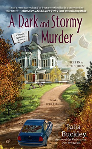 A Dark and Stormy Murder (A Writer's Apprentice Mystery)