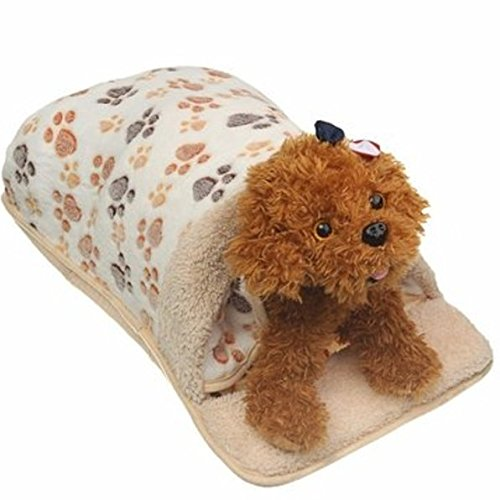 New    Pet Dog Cat Bed Puppy Cotton Pet Nest Sleeping Warm Cushion Pad House Hut Basket Kennel Sofa Bed