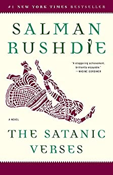 The Satanic Verses: A Novel by [Rushdie, Salman]
