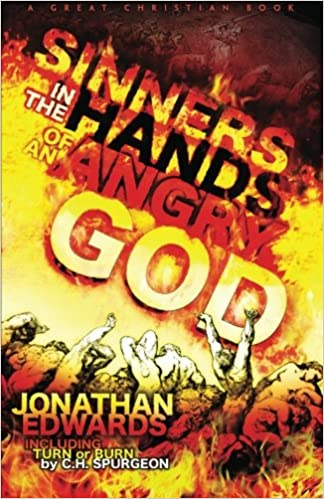 sinners in the hands of an angry god answers