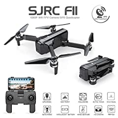 SJRC F11, Foldable Drone, Join us, another way to see the wonderful world, different scenery!        Item name: F11 RC Foldable Drone Controller frequency: 2.4GHz Camera: 120 °wide angle camera (90°adjustable angle by remote controller...