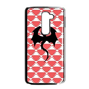 LG G2 Phone Case Chinese Ancient totem Dragon X5764