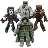 Diamond Select Toys Marvel Minimates: Villain Zombies Series 2 Box Set