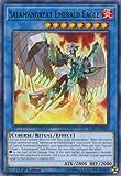 Yu-Gi-Oh! - Salamangreat Emerald Eagle - SOFU-EN033 - Soul Fusion - 1st Edition - Common