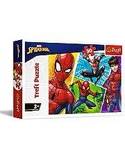 Puzzle 30 Spider-Man i Miguel