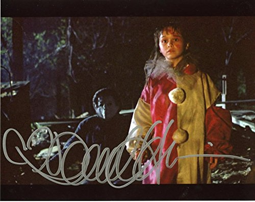 Danielle Harris HALLOWEEN In Person Autographed PhotoPrivate Signing]()
