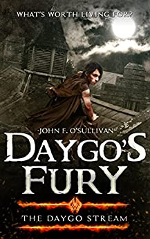 Daygos Fury Stream Fantasy Sorcery ebook product image