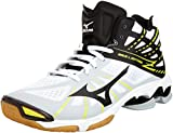 Mizuno Volleyball Shoes Wave Lightning Z Mid (US M8 (26.0cm))