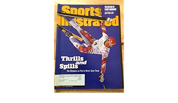 Amazon.com: SPORTS ILLUSTRATED FEB 23, 1998 HERMANN MAIER EX ...