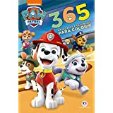 Patrulha canina - 365 atividades e desenhos para colorir: Atividades e desenhos para colorir