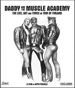 Amazon.com: Daddy and the Muscle Academy [Blu-ray]: Tom of Finland, Bob Mizer, Nayland Blake ...