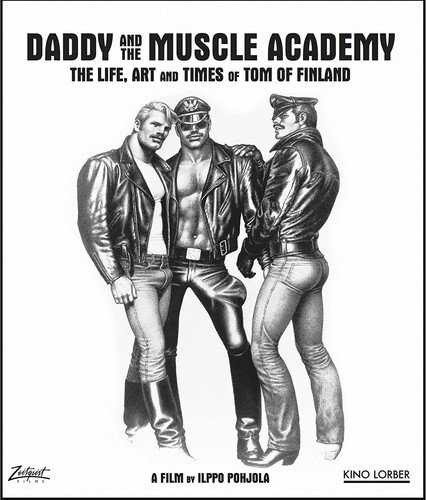 Daddy and the Muscle Academy [Blu-ray] -  Ilppo Pohjola, Tom of Finland